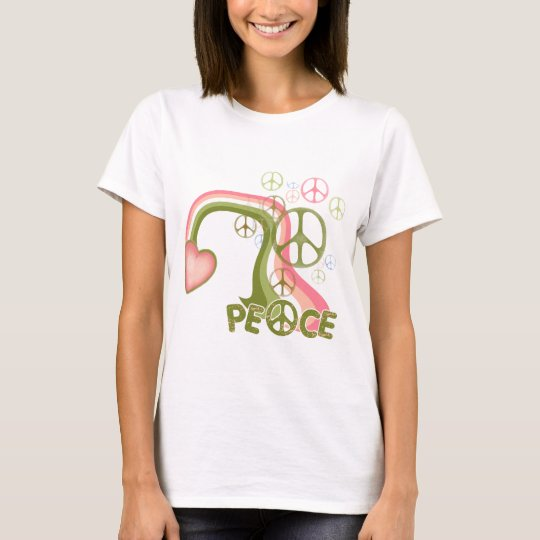 Peace Rainbow T-Shirt