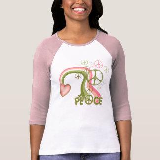 Peace Rainbow T Shirt