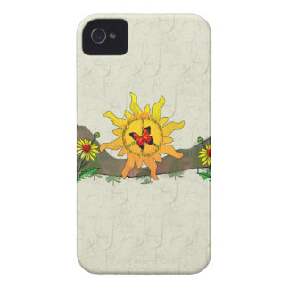 Peace Rising iPhone 4 Cases