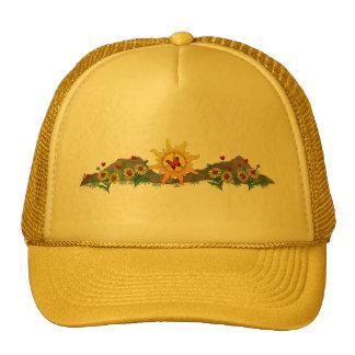 Peace Rising Trucker Hat