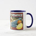 Peace River Fruit Company Crate Label - Mug