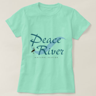 Peace River Natural Florida t-shirt