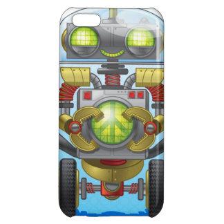 Peace Robot iPhone 5C Case