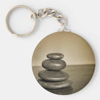 Peace Rocks Key Chain