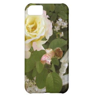 Peace Rose iPhone 5C Cases