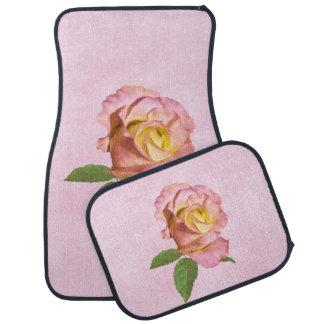 Peace Rose Customizable Car Mat