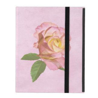 Peace Rose iPad Folio Case