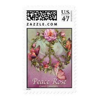 Peace Rose Postage