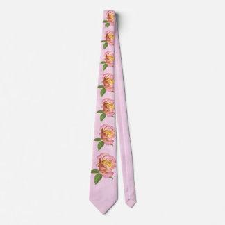 Peace Rose Tie