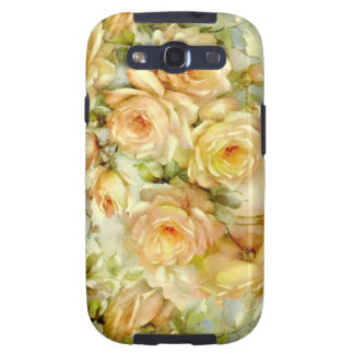 Peace Roses Galaxy SIII Case