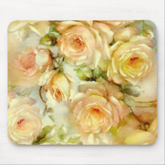 Peace Roses Mouse Pad