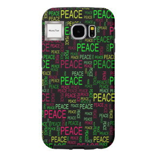 Peace Samsung Galaxy S6 Cases