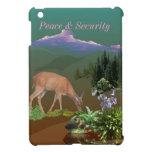 Peace & Security Series Deer- iPad iPad Mini Cases