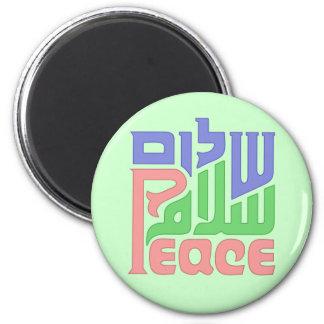 Peace_Shalom_Salaam magnet