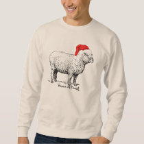 Peace Sheep Sweatshirt