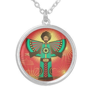 Peace Shine necklace