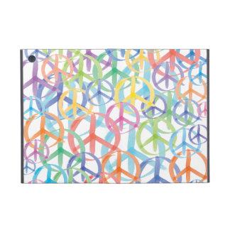 Peace Sign Art Case For iPad Mini
