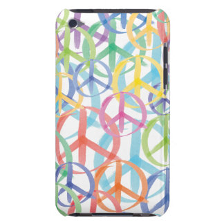 Peace Sign Art iPod Touch Cover