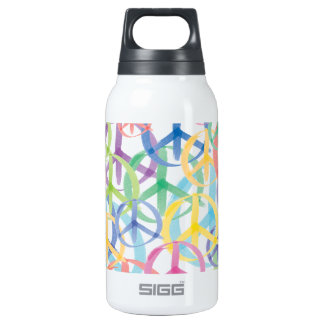 Peace Sign Art SIGG Thermo 0.3L Insulated Bottle