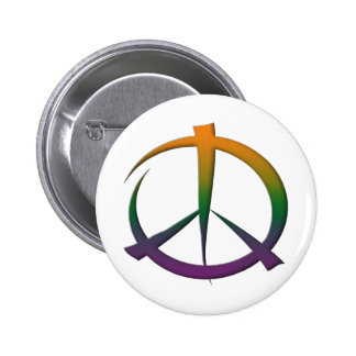 Peace Sign Buttons