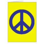 Peace Sign Cards