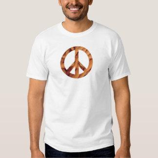 Peace Sign Carrots Tshirt