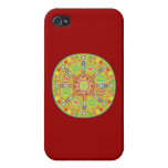 Peace Sign Design iPhone 4 Covers