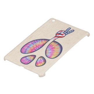 Peace Sign Flag Hand Case For The iPad Mini