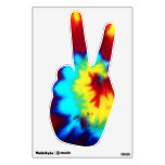 Peace Sign Hand Wall Decal
