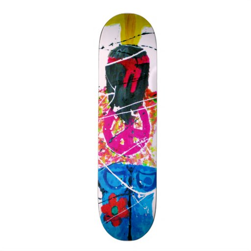 Peace Sign Hippie Skateboard Decks
