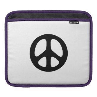 Peace Sign iPad Sleeves