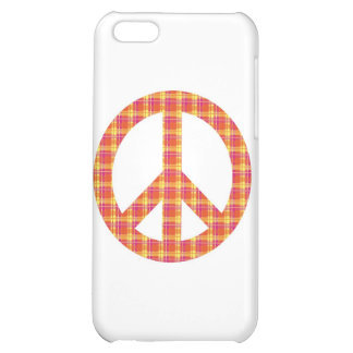 Peace Sign iPhone 5C Covers