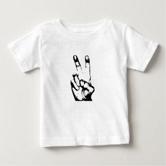 Peace Sign light colors Infant T-shirt