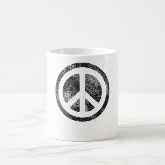Peace Sign Magic Mug