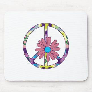 Peace Sign Mousepads