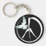 Peace sign Original Design by Bestpeople Key Chains