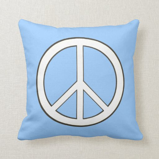 Outline Drawing Pillow Pillow Outline