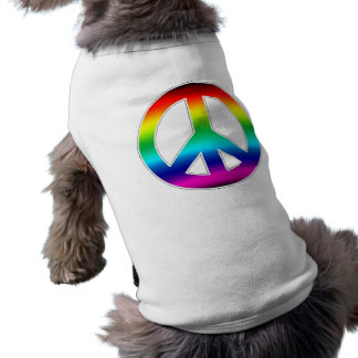 Peace Sign - Pet Clothing