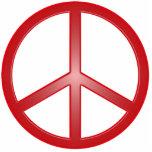 Peace Sign Photo Sculpture