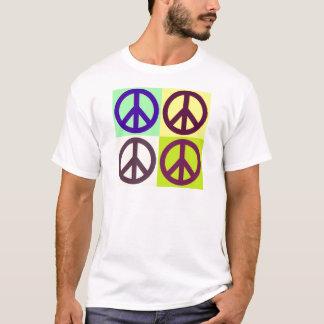 Peace Sign Pop Art T-Shirt