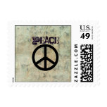 Peace Sign Postage