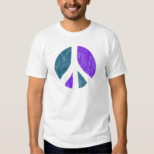 Peace Sign Pro Peace No War T-shirt