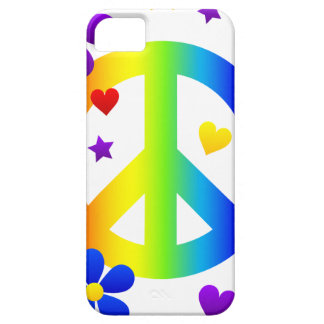peace_sign_rainbow.png iPhone 5 cases