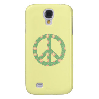 Peace Sign Samsung Galaxy S4 Case