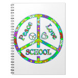 Peace Sign School Journal