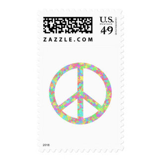 peace sign stamps