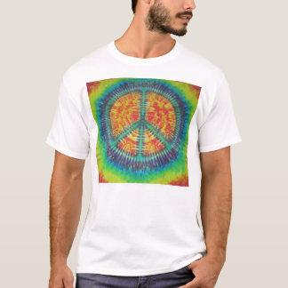 Peace Sign Tie Dye PhatDyes T-Shirt
