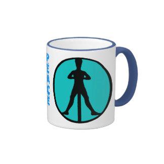 Peace Sign - Yoga Mugs