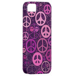 Peace Signs Collage iPhone 5 Covers