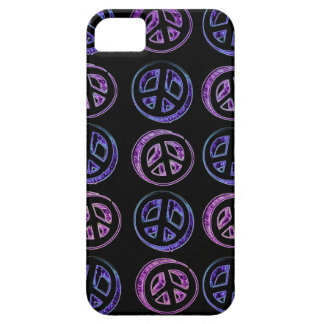 Peace Signs iPhone SE/5/5s Case